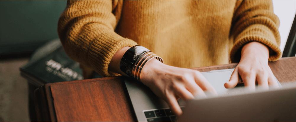 Sivukuva Tule kirjoittajaksi meille Miten hakeminen tapahtuu - Tule kirjoittajaksi meille